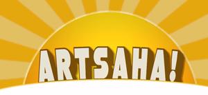 ARTSaha! 2008 logo