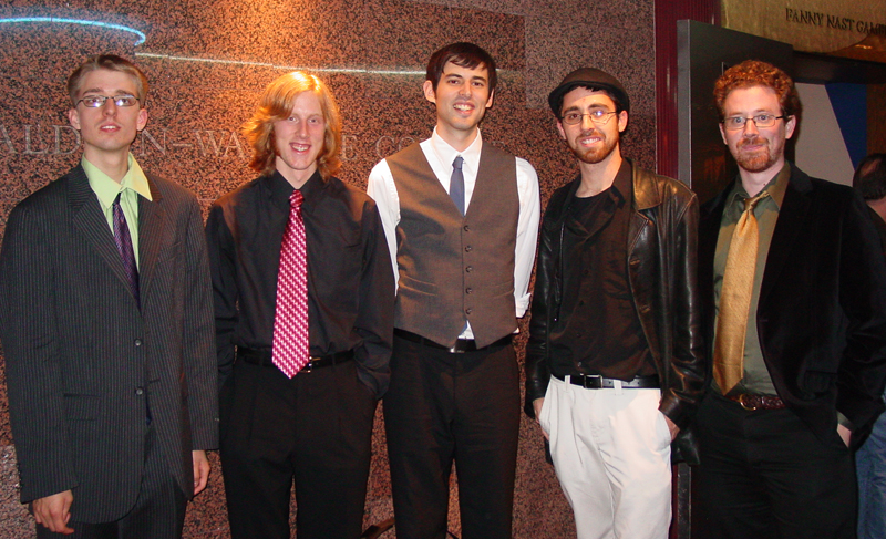 Iron Composer Finalists