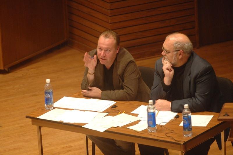 Iron Composer Judges