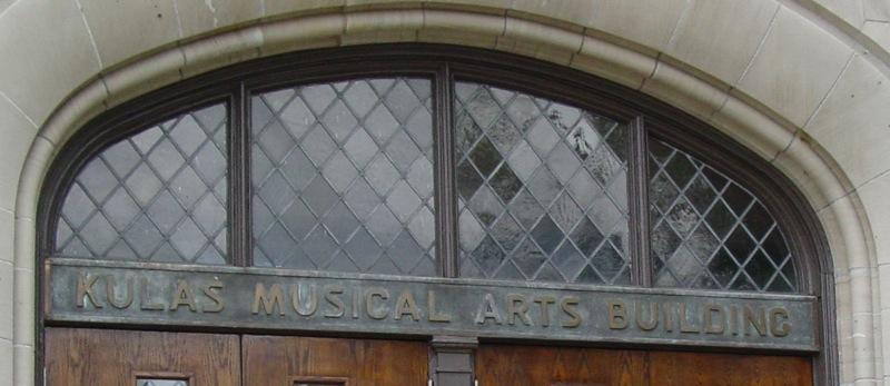 Kulas Musical Arts Building